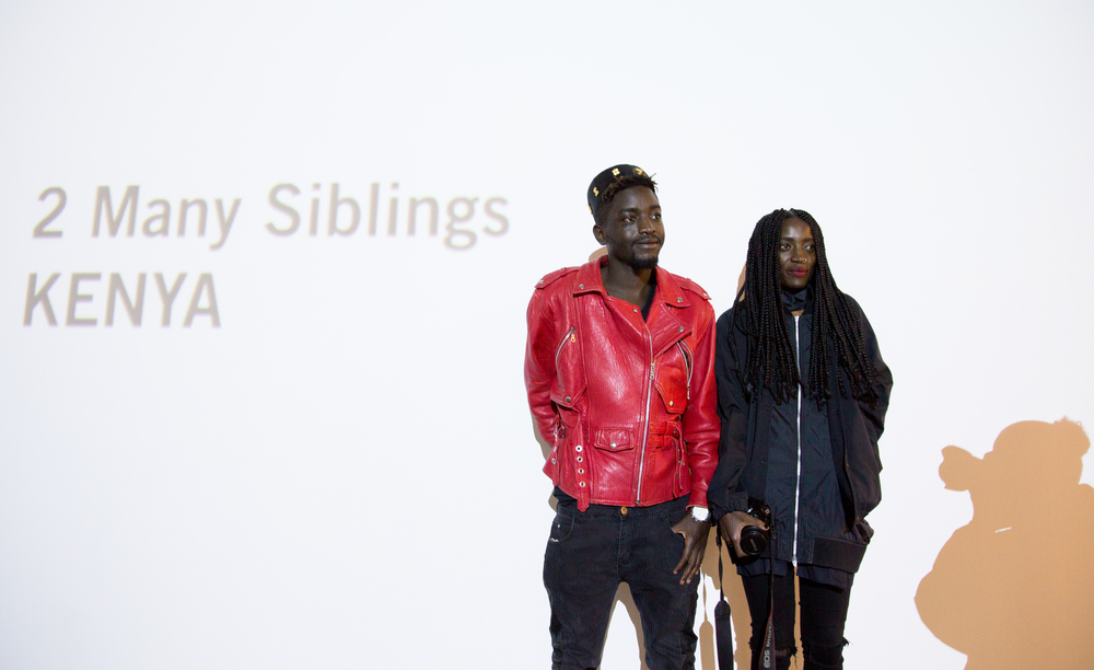 Sibling Fashion Duo talks art and politics - Yale Daily News