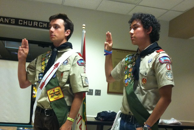 Opinion: I lied about my sexual orientation so I could be a Boy Scout leader