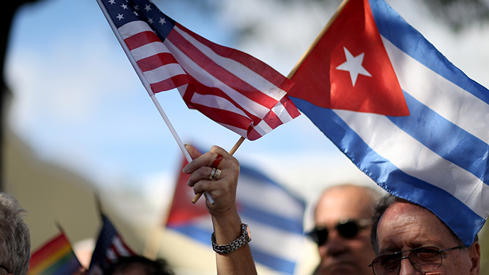 U.S.-Cuba Thaw Plays Out On Social Media, Public Statements