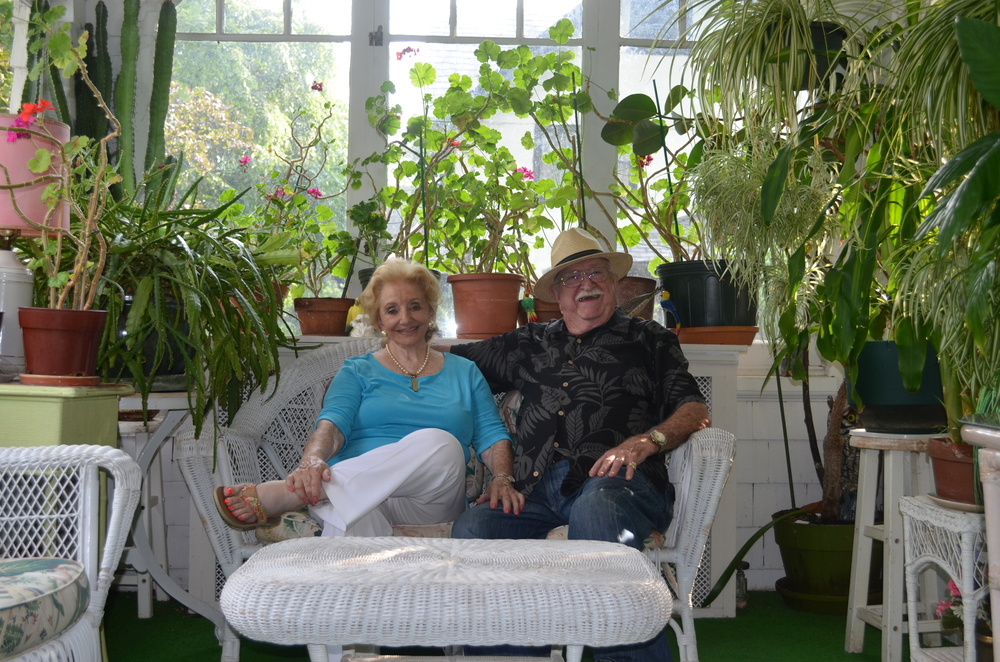 Voices: On National Grandparents Day, Gracias. I just wrote about my wonderful grandparents!