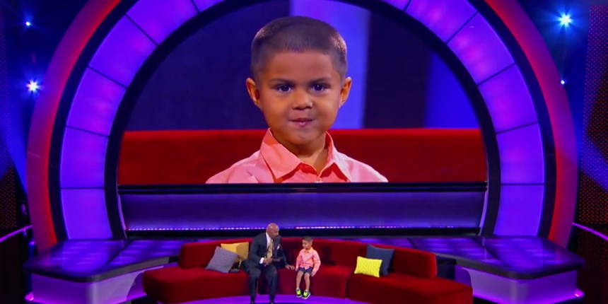 Meet Luis, the 5-Year-Old Math Wiz from 'Little Big Shots'
