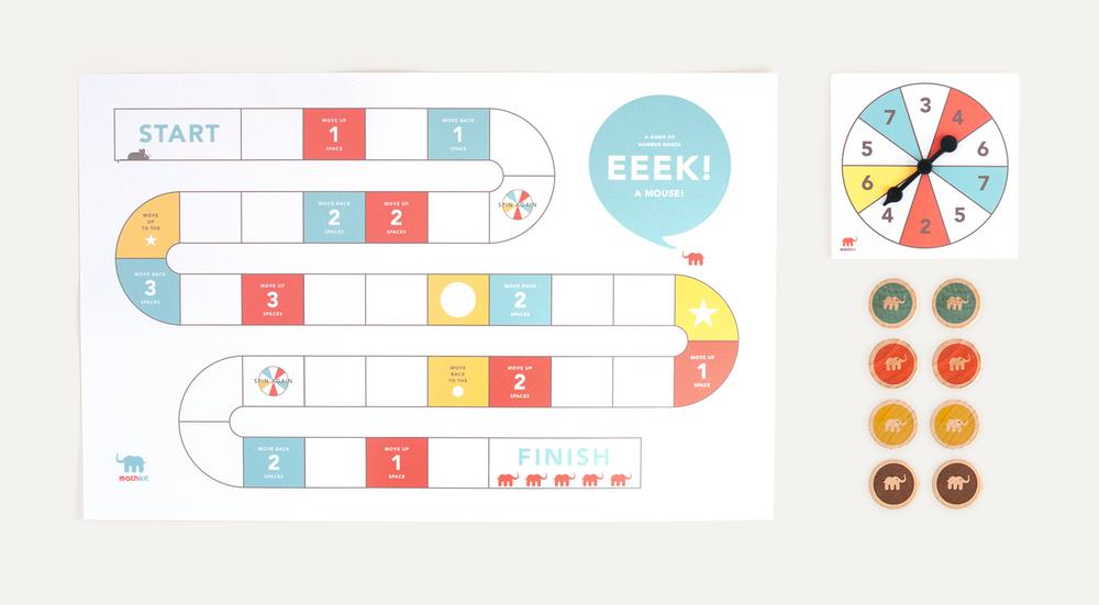 Product 2: Eeek!