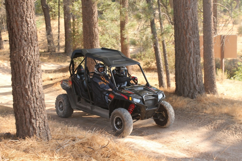 Atv Tours Rentals Quad Side By Side 2up 2 Person 4 Seat