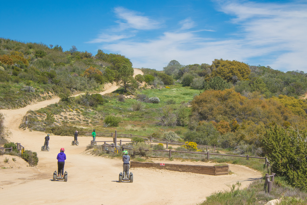 NEW - Off-road Segway Tours - Available now!