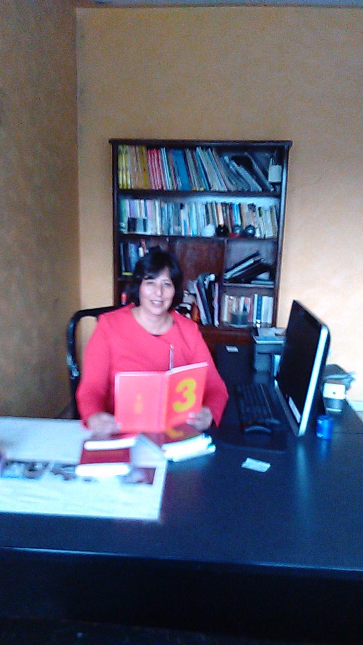 """Araceli y sus """"libritos mágicos"""" de Mujeres Moviendo México"""