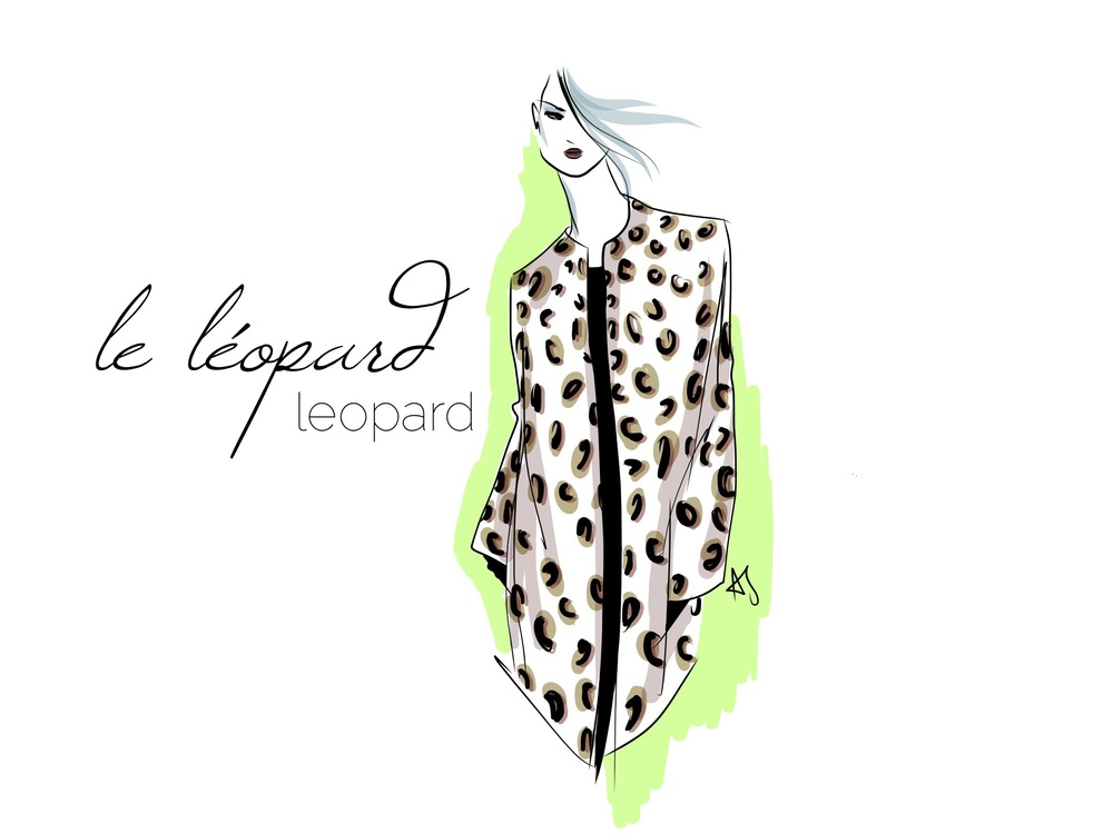 My personal favorite of the animal prints.