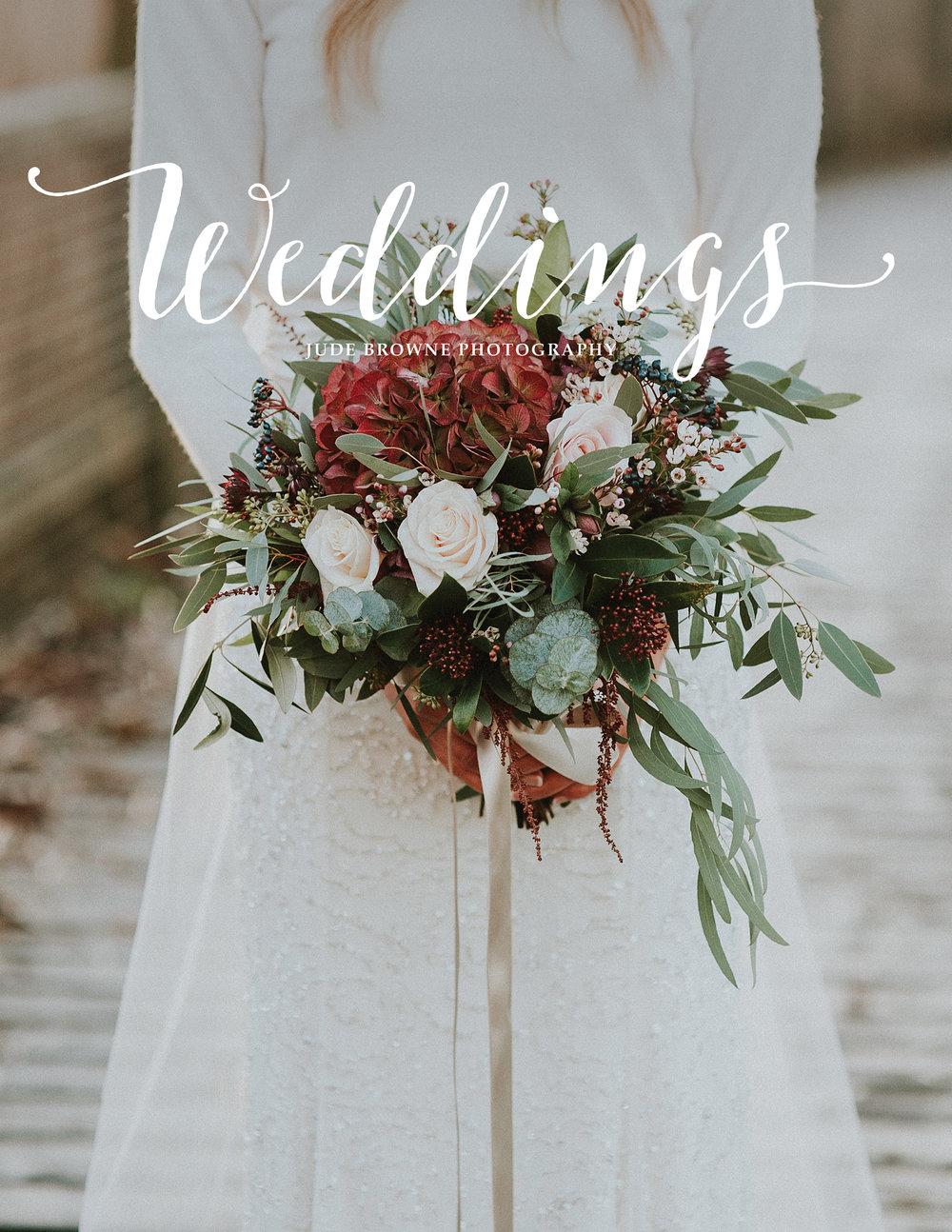 2018 Wedding Brochure