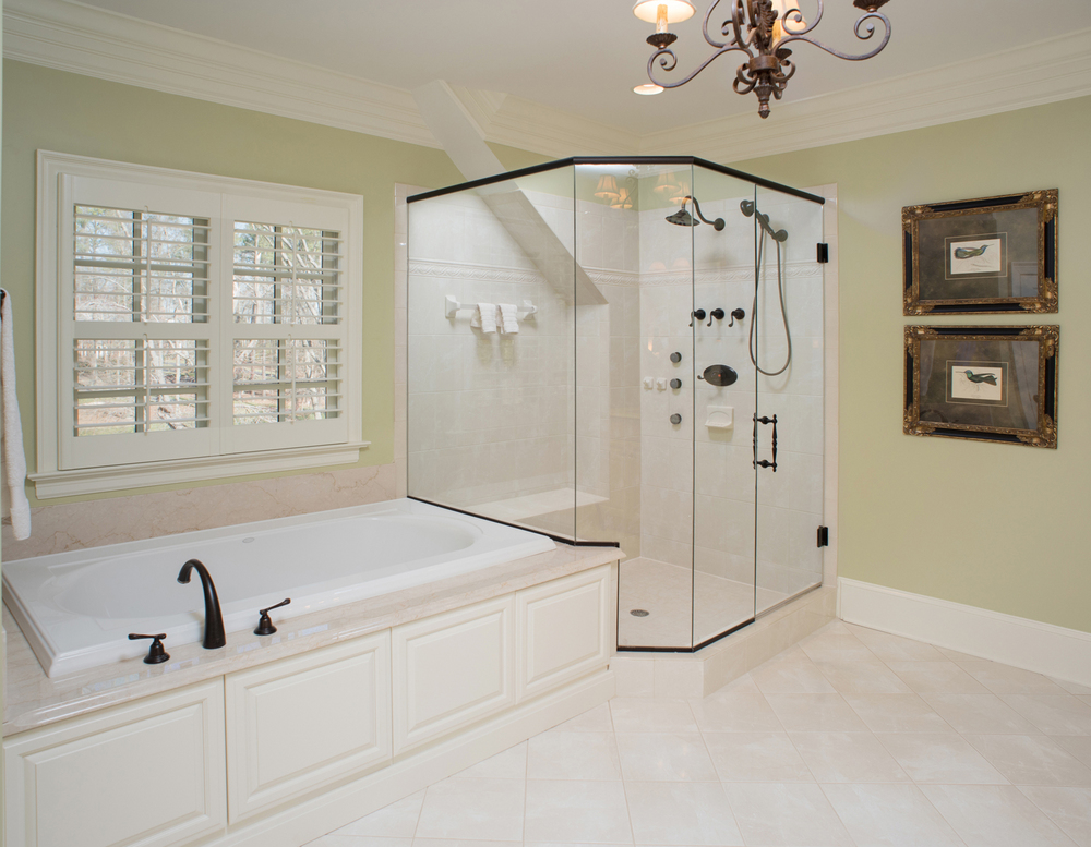 Great Master Bath Photography
