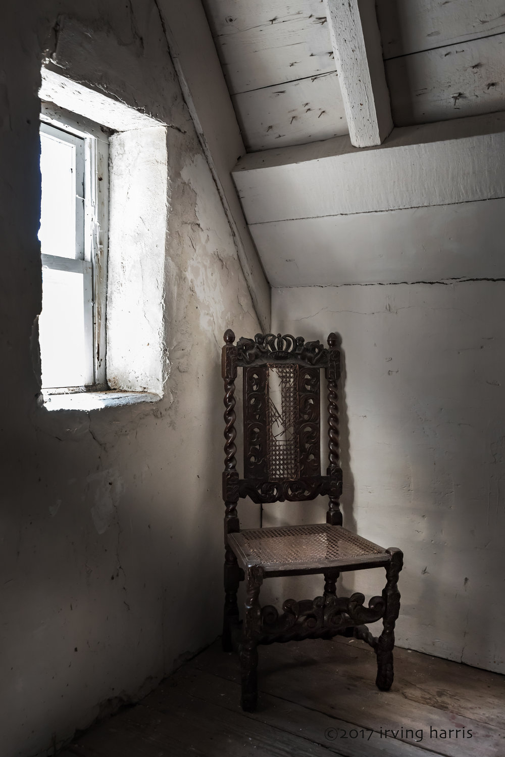 Bacons Castle Chair