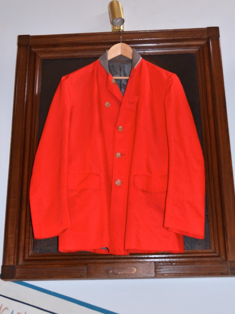 Jacket, Yamamoto