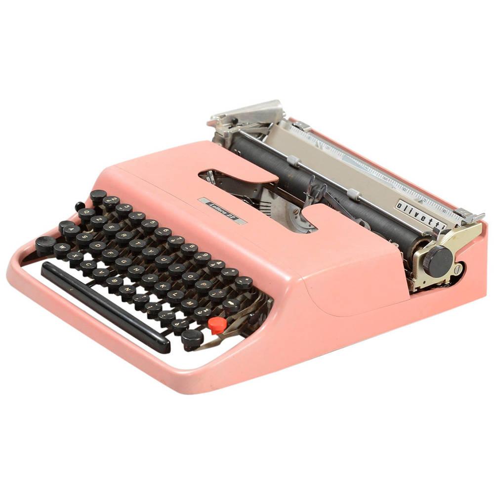 """Marcello Nizzoli """"Lettera 22"""" Typewriter  OFFERED BY IMPERIO DOS SENTIDOS $391.6"""