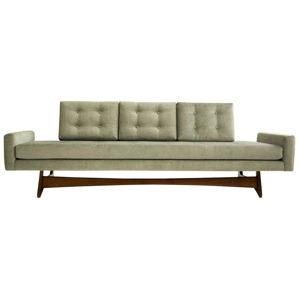 Sofa by Adrian Pearsall for Craft Associates  OFFERED BY CONVERSO $11,000