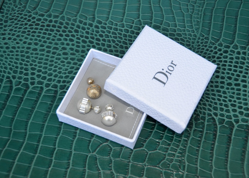 Favourite Dior earrings