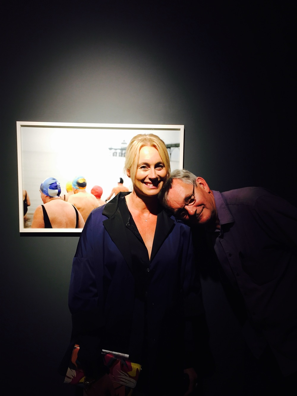 Me and the Great Man, Martin Parr