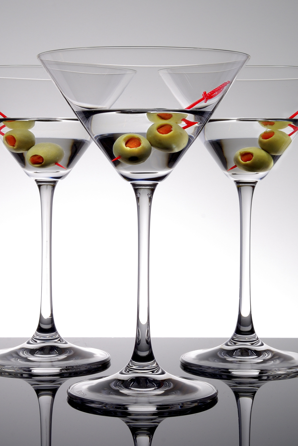 Thursday's Vodka Martini...