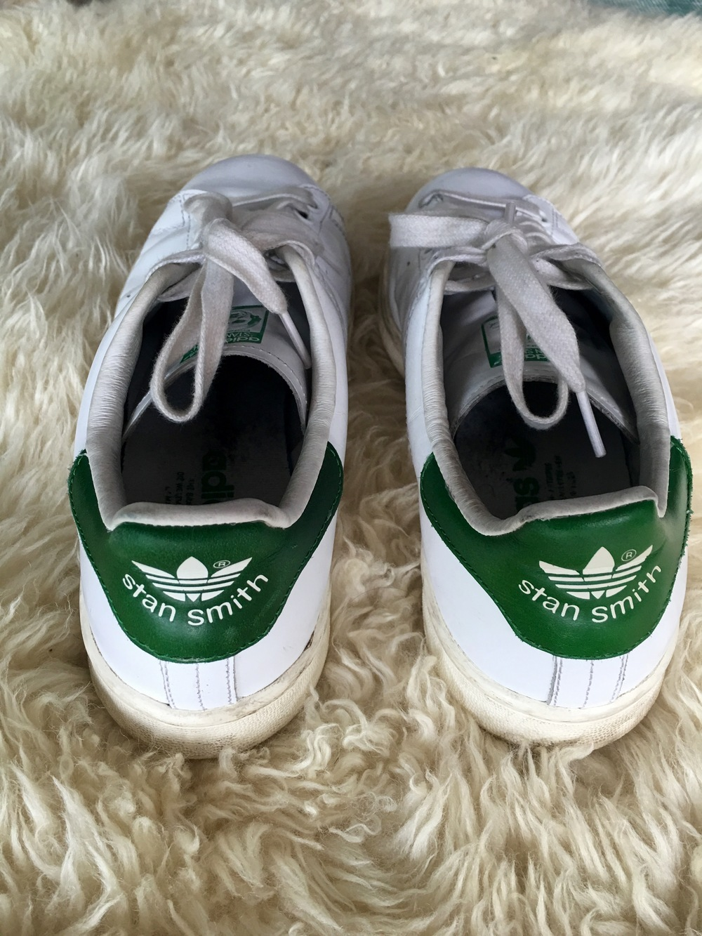 My beloved Adidas...