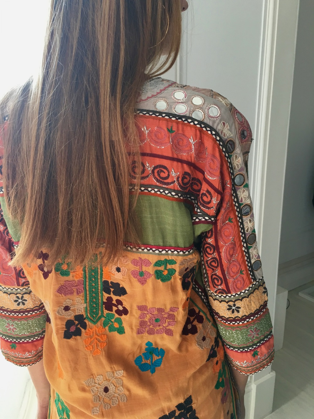Embroidered jackets that fit seamlessly into your closet...