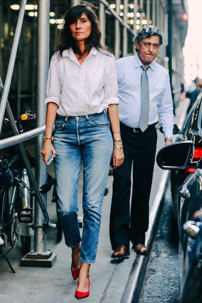 Emanuelle Alt, amazing style.