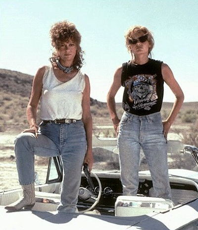 The originals, Thelma and Louise, free spirits!!