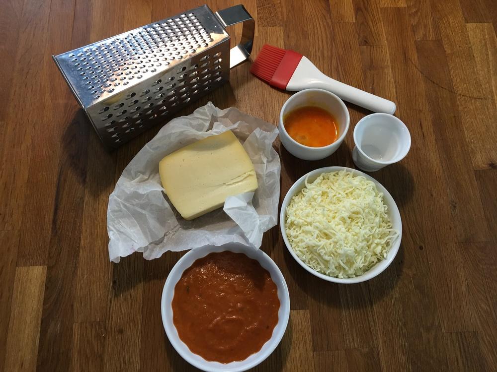 Simple ingredients!