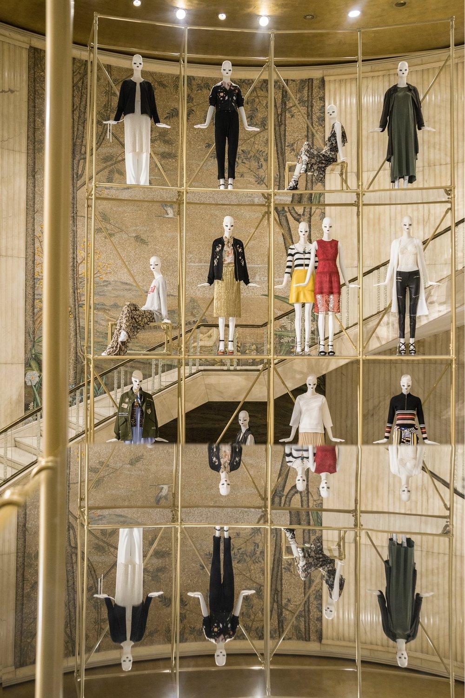 Zara in Milan.