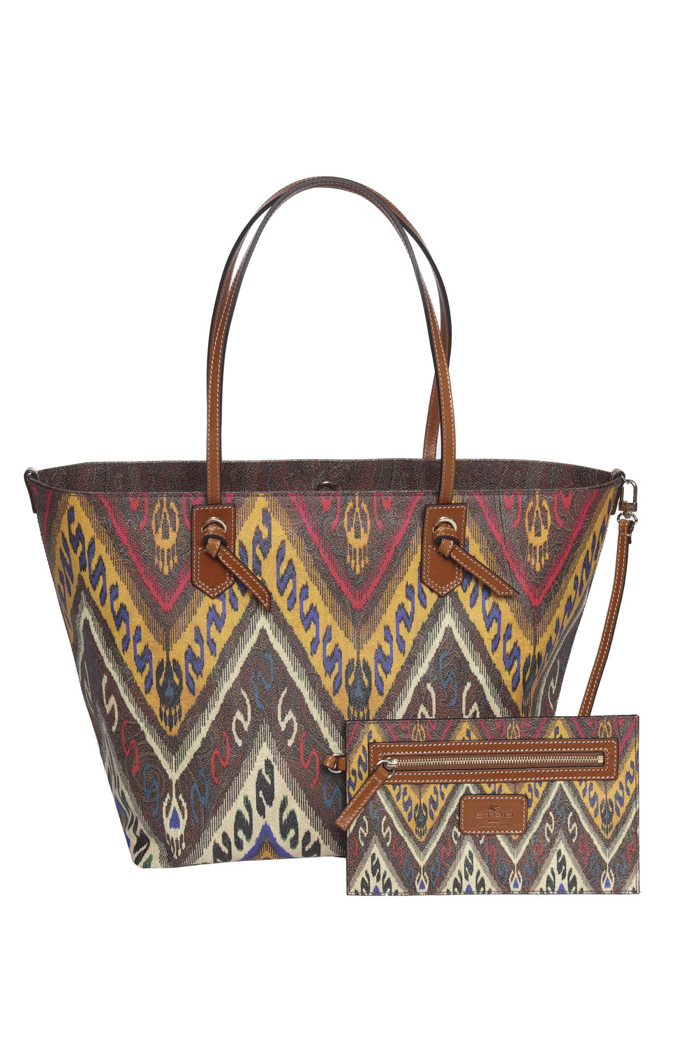 An Etro tote for summer, at Canelle