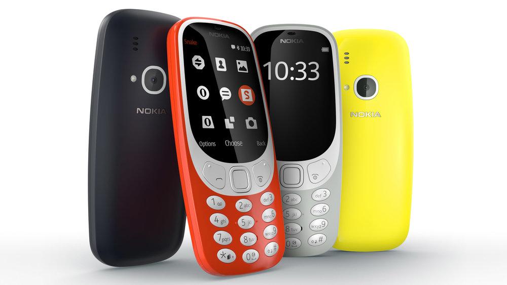 The Nokia 3110