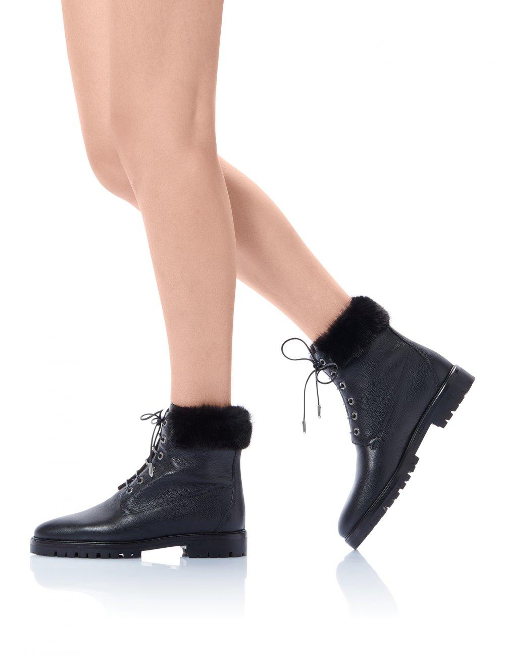 Boots from Aquazzura.