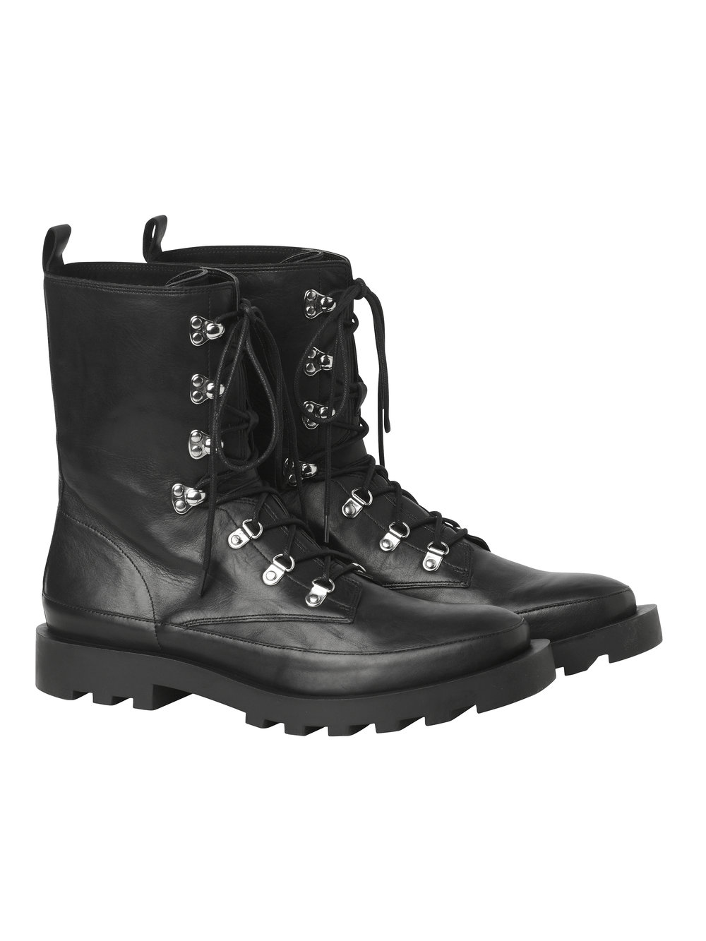 Combat boots from Cheap Monday.