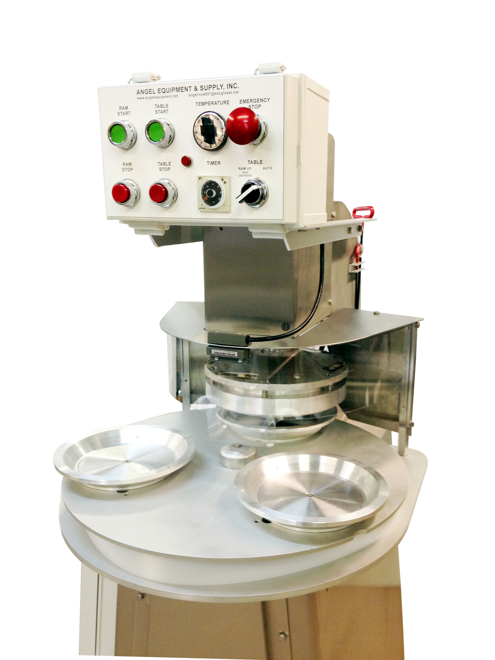 pie press machine