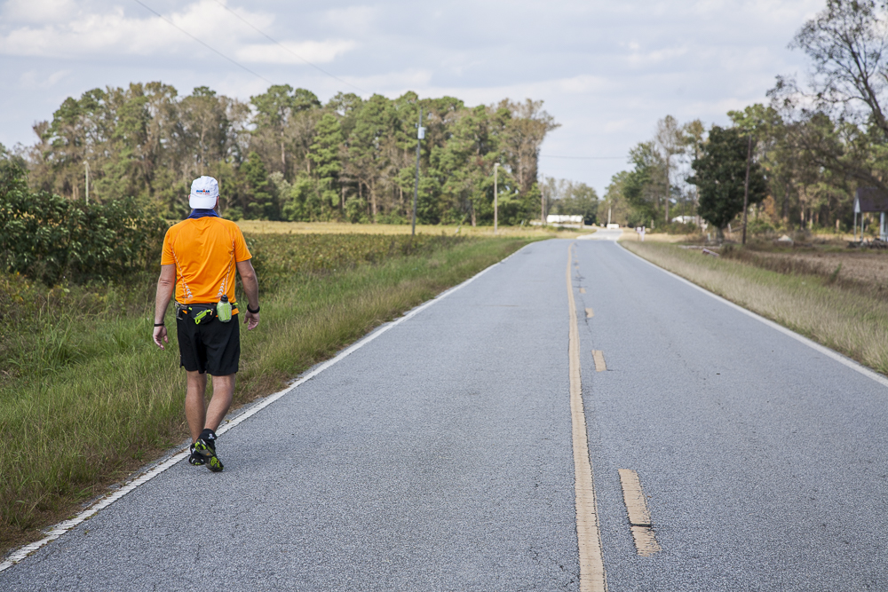 Photo Essay - Road to 200: Ultra Endurance Run