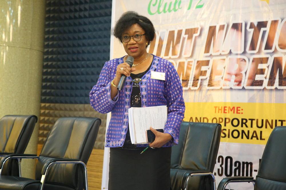 Dr. Kechi Ogbuagu