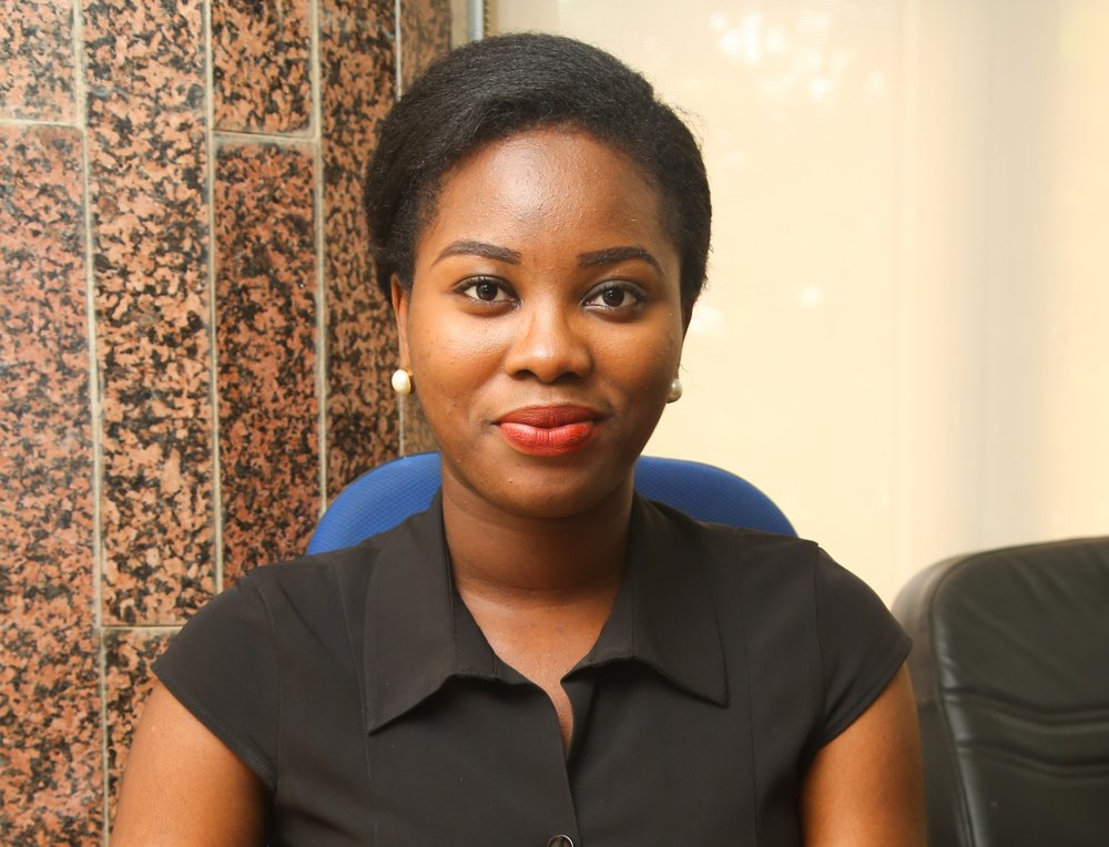 Florence Nwachukwu  (Co-Lead Entrepreneurship Initiative)