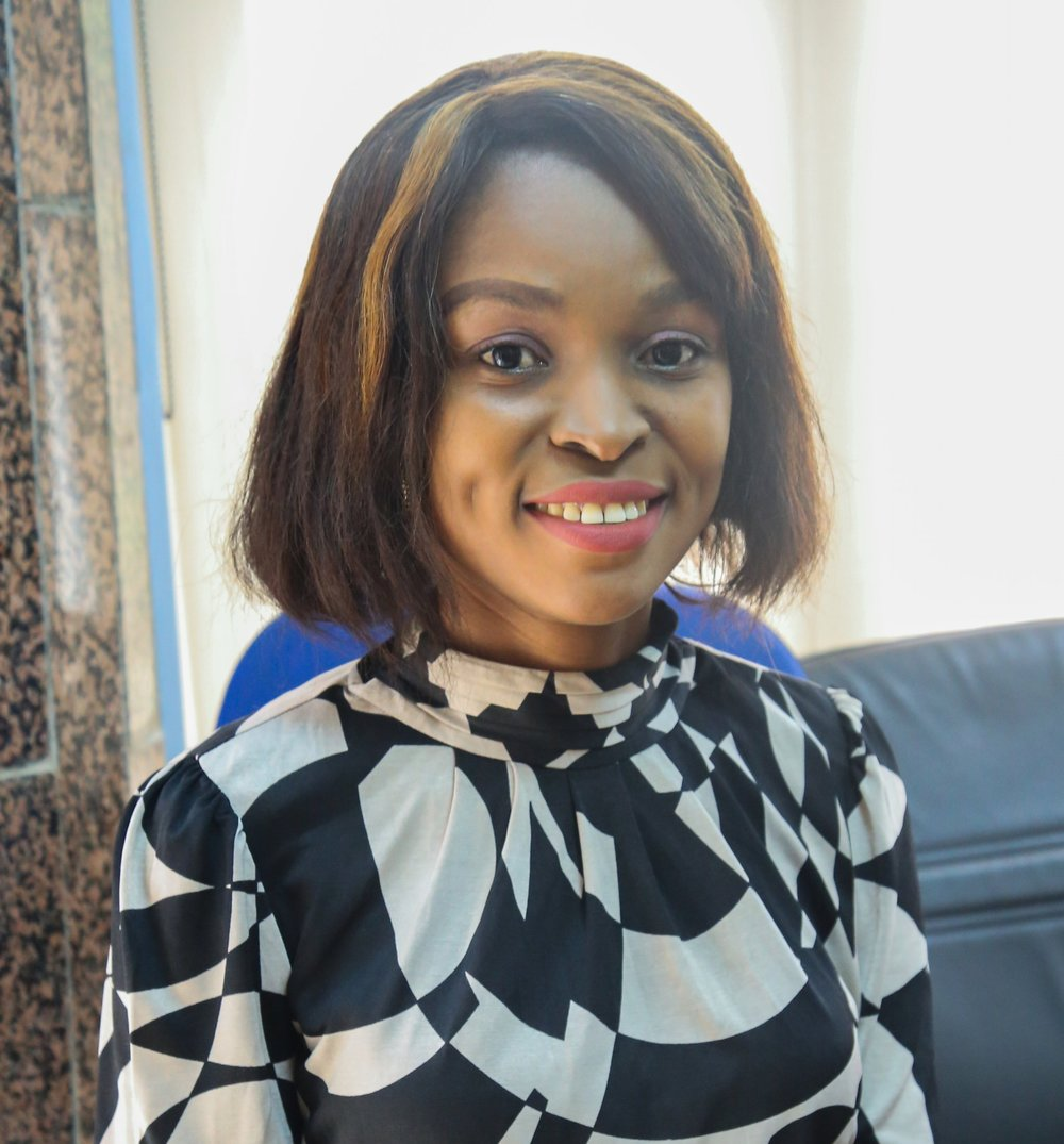 Engr. Eugenia O. Okeke,  (Lead, Demographic Dividend & Research Initiative)