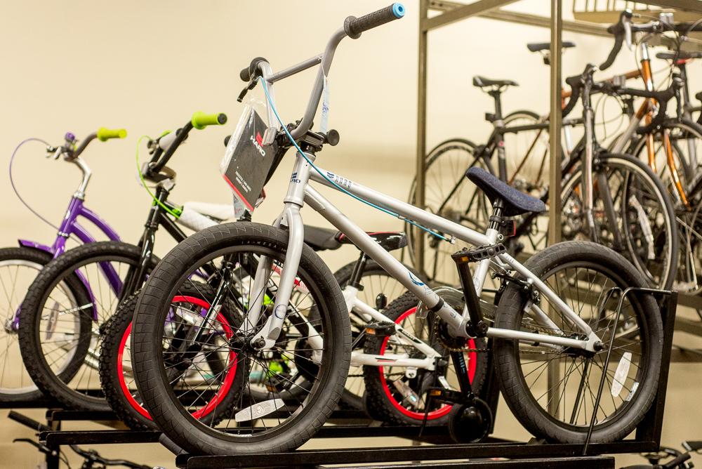 WLC Haro Bike
