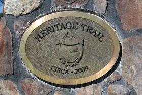 heritage trailhead