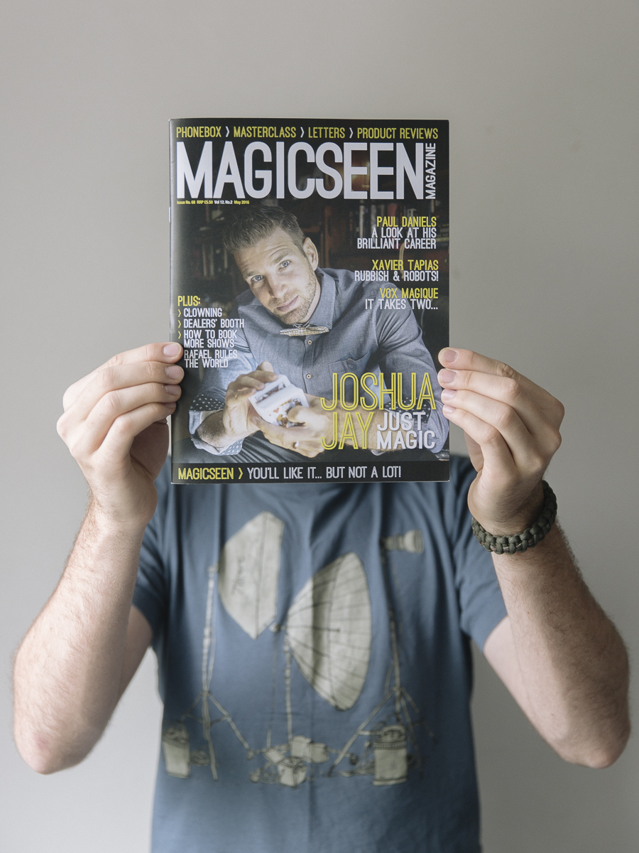 Magicseen Magazine Issue No. 68