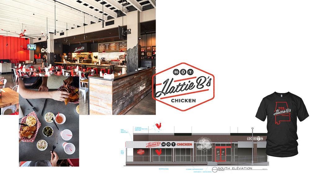 Hattie B's Hot Chicken - Taking Nashville's chicken game and stepping it up in a big way.