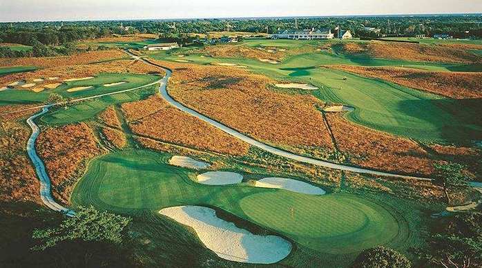 selected projects — professional golf services