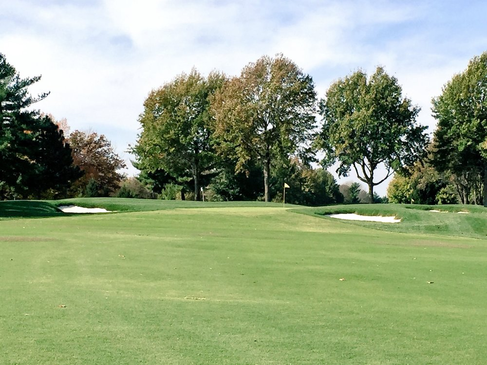 Hickory Hills #10 new bunkers