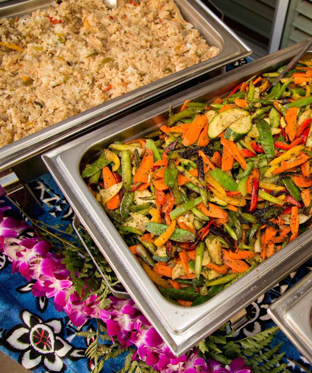 Hawaiian Style Catering Islanders Luau