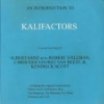 Kalifactors,  An Introduction To Kalifactors