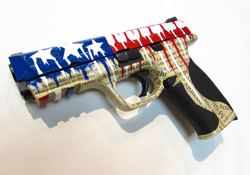2nd Amendment Hand Gun