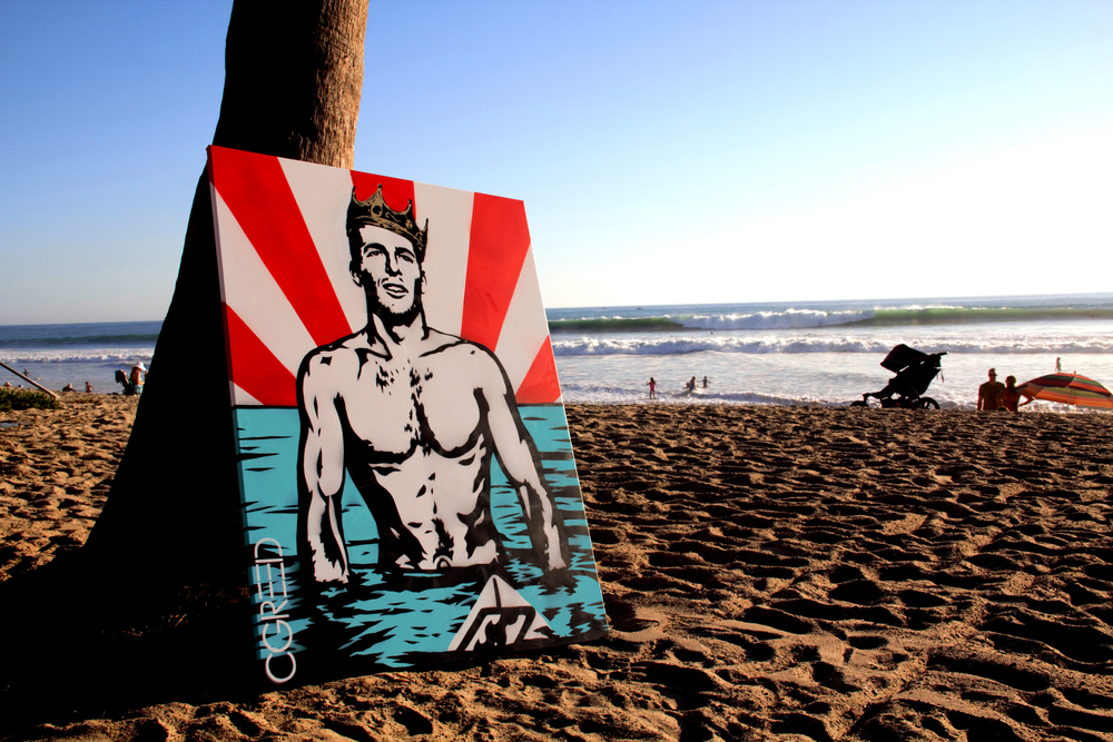 Andy Irons at T Street San Clemente Ca.