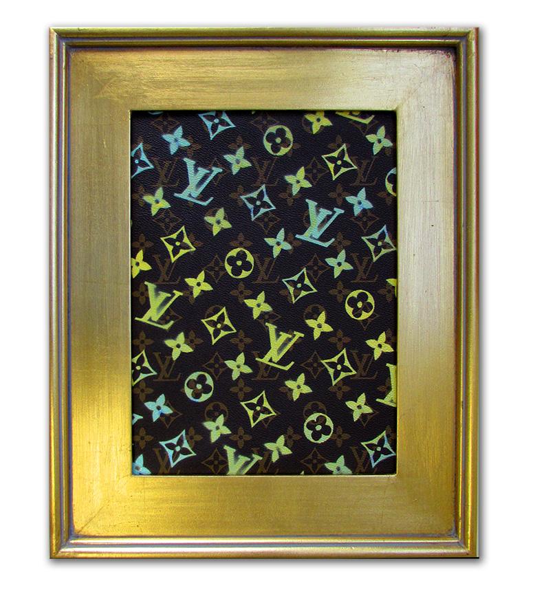 Louis Vuitton - Over spray