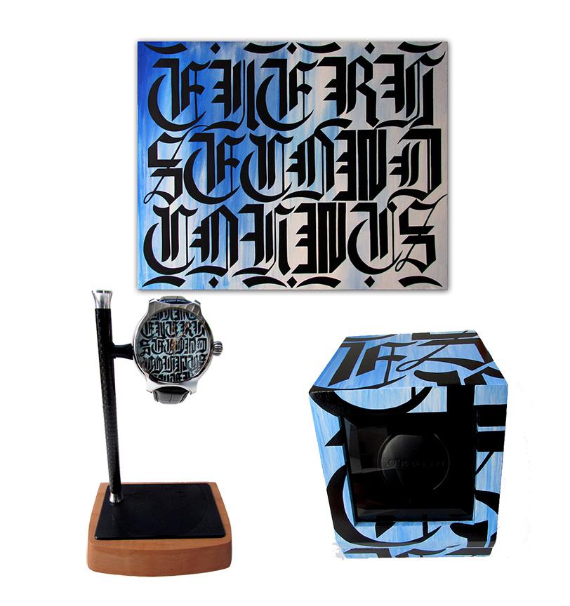 Geoffrey Roth - X - C/GREED Collaboration