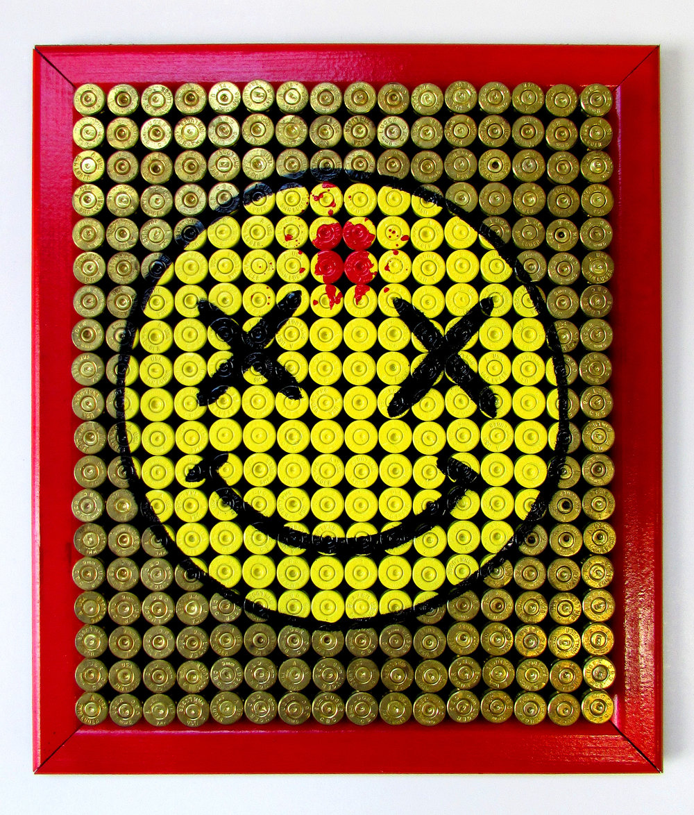 Smiley Face - Bullets