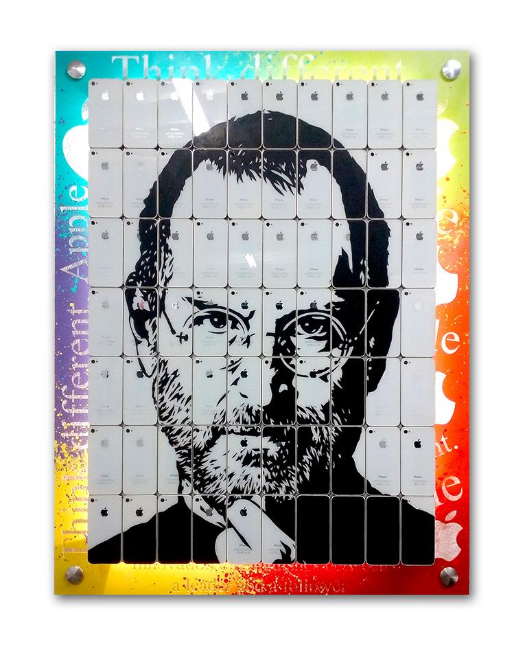 Steve Jobs - 70 iPhones