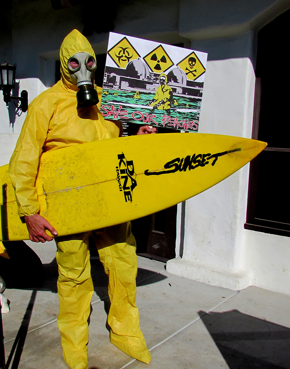 San Onofre Nuclear Protest
