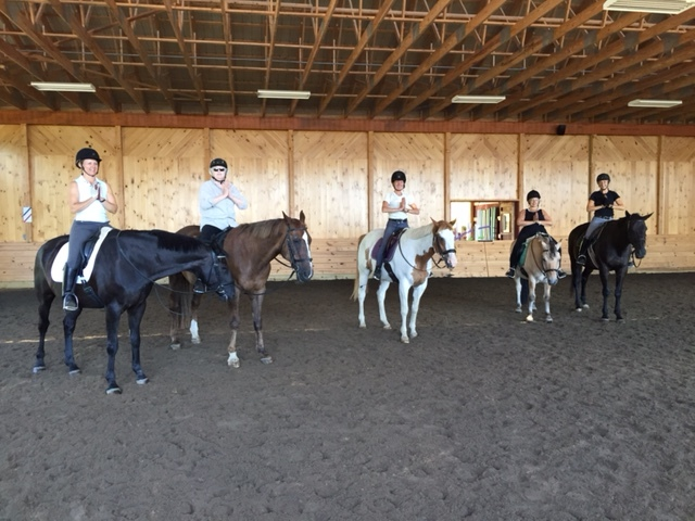 High and Mighty Therapeutic riding center